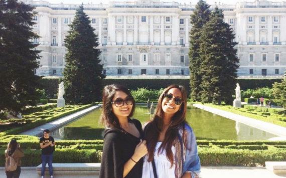 Hola Madrid!